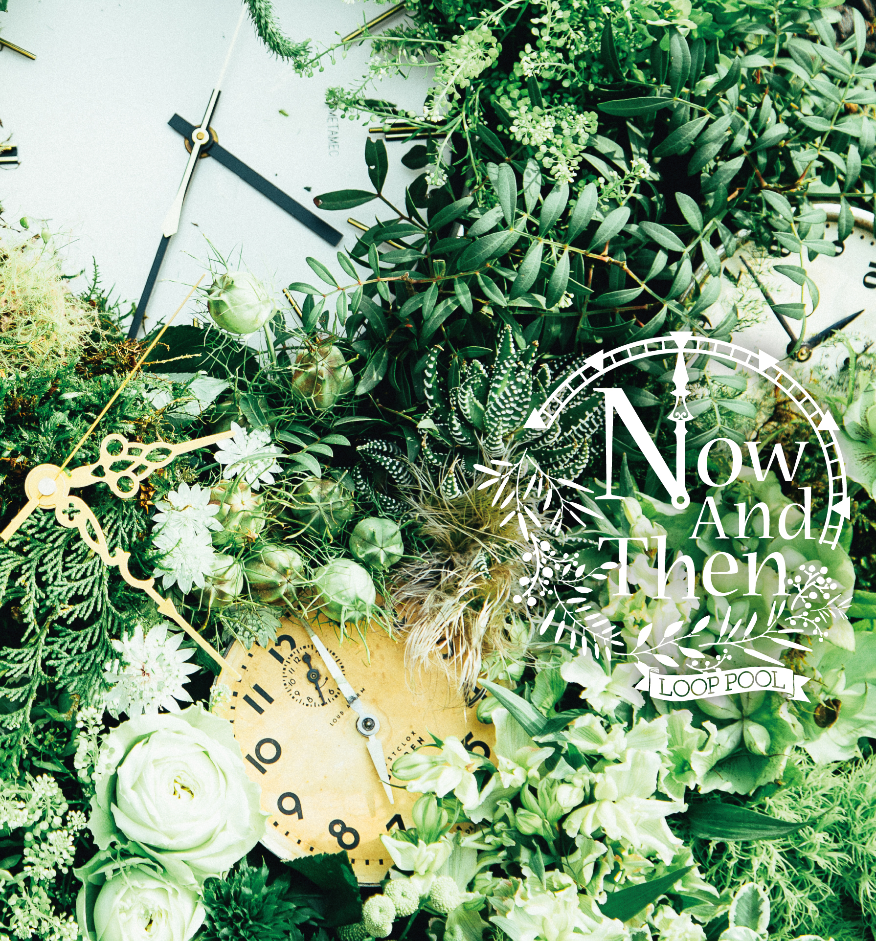 3rd album 「Now And Then」