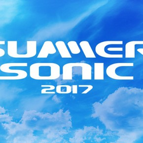 SUMMER SONIC 2017 GREEN FIELD出演決定!